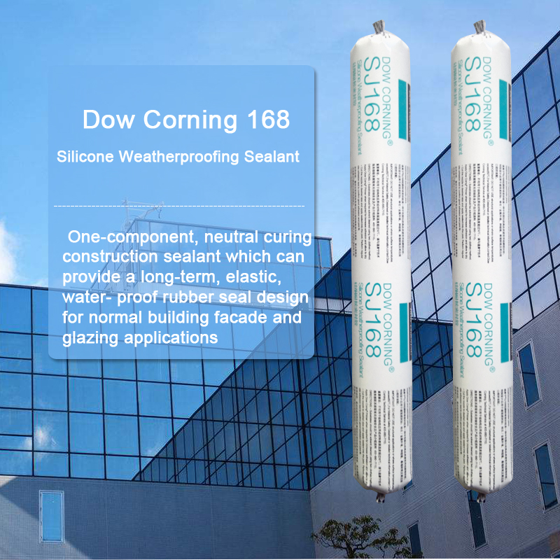Dow Corning® SJ168 Silicone Weatherproofing Sealant