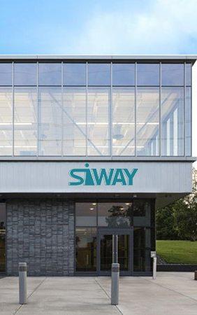 公司门头 -siway-2