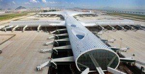 Shenzhen Baoan letiště