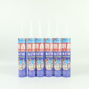 Siway Nail Free Silicone Sealant with high adhesion