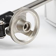 SIWAY Professional 750 ml Spray Foam Gun Pro Hand Foam Caulking Gun